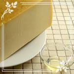 パルミジャーノチーズの蜂蜜がけ